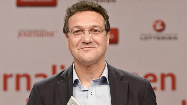 Nahostexperte und Journalist Karim El-Gawhary (Bild: APA/HERBERT NEUBAUER)