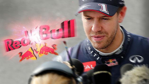 """Vettel zum Weggang: """"Es war eine innere Stimme"""" (Bild: AP, krone.at-Grafik)"""