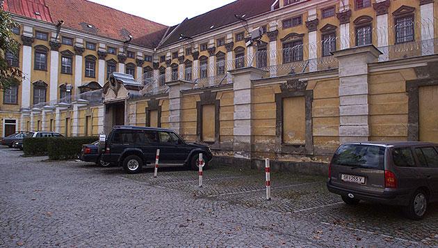Die Justizanstalt Garsten (Bild: Horst Egger)