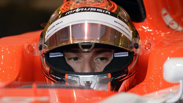 Jules Bianchi (Bild: APA/EPA)