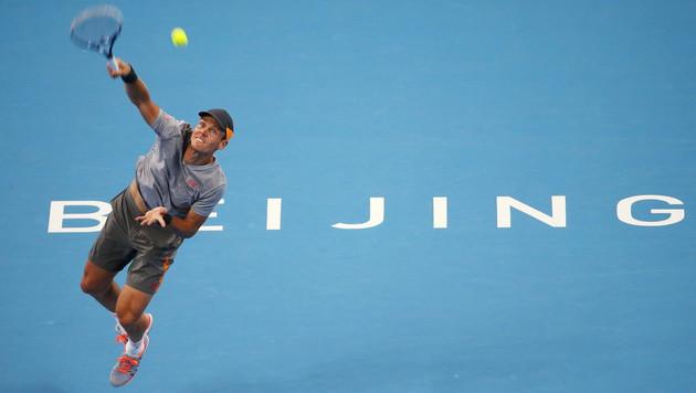 Thiem prallt nach Sieg auf Peking-Champ Djokovic (Bild: APA/EPA/HOW HWEE YOUNG)