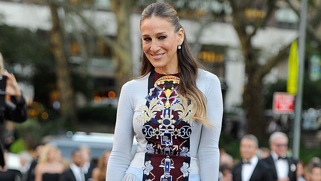 """Sex end the City""-Ikone Sarah Jessica Parker gilt auch privat als Stil-Ikone. (Bild: AP)"