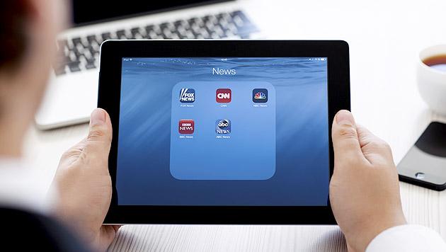 Smartphones und Tablets höhlen PC-Markt aus (Bild: thinkstockphotos.de)