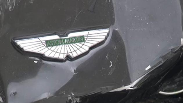 Der Fahrer des Luxussportwagens war betrunken. (Bild: tvthek.orf.at)