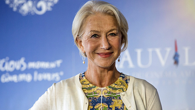 """Helen Mirren hat in """"Caligula"""" vor Nackt- und Sexszenen nicht zurückgeschreckt. (Bild: APA/EPA/ETIENNE LAURENT)"""