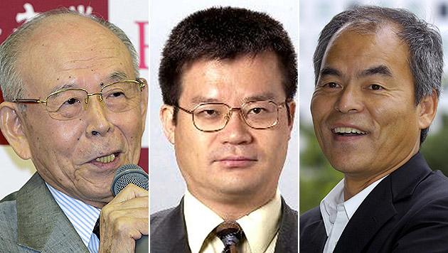 Physik-Nobelpreis geht an Leuchtdioden-Forscher (Bild: AP/Kyodo News)