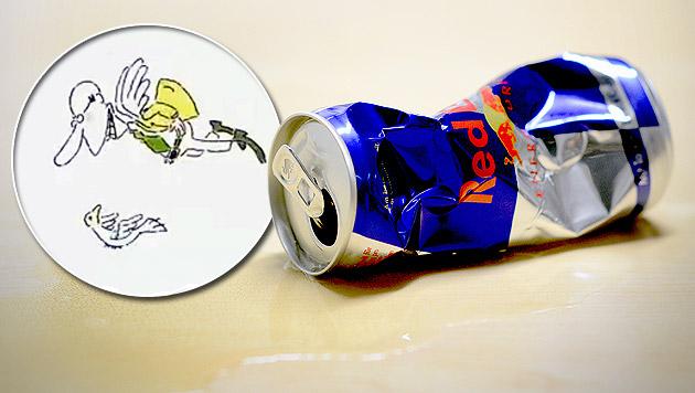 Millionenstrafe, weil Drink keine Flügel verleiht (Bild: APA/HERBERT P. OCZERET, YouTube.com)