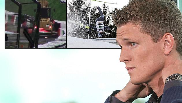 "Morgenstern zu Bianchi-Crash: ""Kenne das Gefühl"" (Bild: APA/EXPA/ ERICH AUER, APA/EPA/FRANZ NEUMAYR, YouTube.com)"