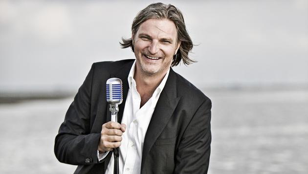 Multitalent Stefan Jürgens: Musik statt Mörder (Bild: Tine Acke)