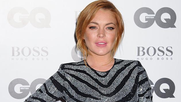 Mit noch nicht mal 30 hat Lindsay schon einiges machen lassen. Jünger wirkt sie dadurch aber nicht. (Bild: Jonathan Short/Invision/AP)