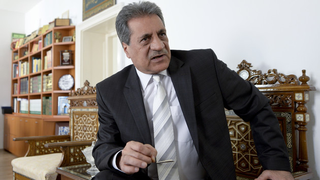 Fuat Sanac, der Präsident der Islamischen Glaubensgemeinschaft in Österreich (Bild: APA/HERBERT NEUBAUER)