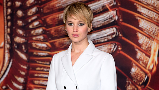 "Jennifer Lawrence bei der Premiere von ""Hunger Games - Catching Fire"" (Bild: EPA)"