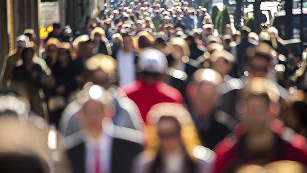 Migration lässt Bevölkerung auf 8,7 Mio. anwachsen (Bild: thinkstockphotos.de)