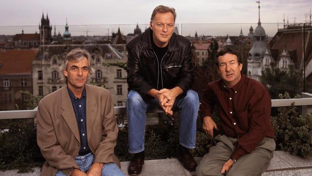 Pink Floyd schickt ersten Song zum Album voraus (Bild: Warner Music)