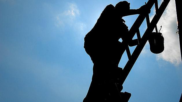 Schwarzarbeit kostet 59-Jährigen das Leben (Bild: thinkstockphotos.de (Symbolbild))