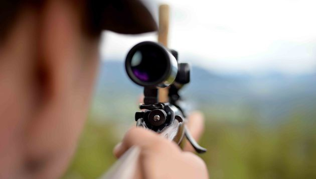 Kärntner schoss auf Hahn - und traf Nachbarn (81) (Bild: APA/BARBARA GINDL (Symbolbild))
