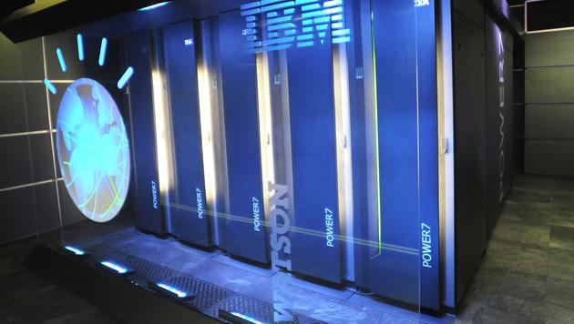 Watson soll technologische Revolution einläuten (Bild: AP)