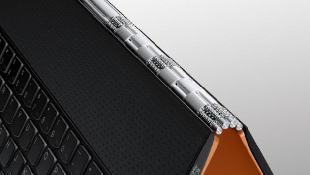 Yoga 3 Pro: Extradünnes Core-M-Convertible kommt (Bild: Lenovo)