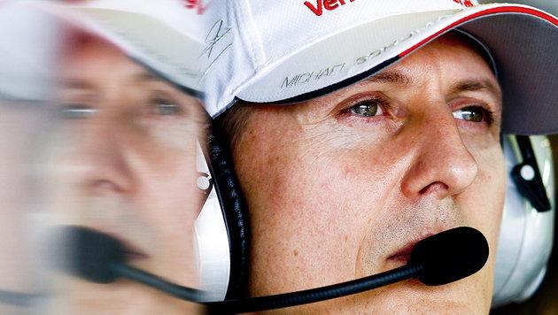 """""""Habe leider keine guten News über Schumacher"""" (Bild: APA/EPA/DIEGO AZUBEL)"""