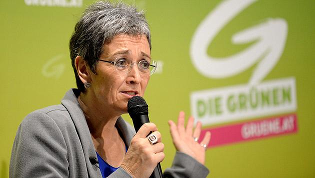 Ulrike Lunacek (Grüne), Nebeneinkünfte: 0 bis 2.994 Euro (Bild: APA/ROLAND SCHLAGER)
