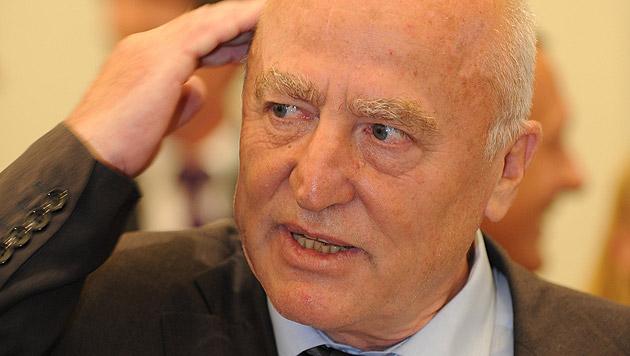 Josef Weidenholzer (SPÖ), Nebeneinkünfte: mindestens 1.001 Euro (Bild: Chris Koller)