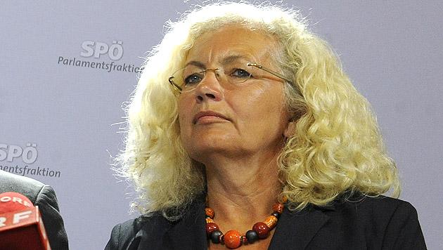 Karin Kadenbach (SPÖ), Nebeneinkünfte: keine (Bild: APA/HERBERT PFARRHOFER)