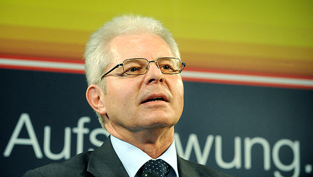 Heinz Becker (ÖVP), Nebeneinkünfte: mindestens 2.002 Euro (Bild: APA/HERBERT PFARRHOFER)