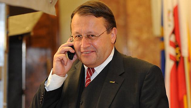 Paul Rübig (ÖVP), Nebeneinkünfte: mindestens 1.001 Euro (Bild: Chris Koller)