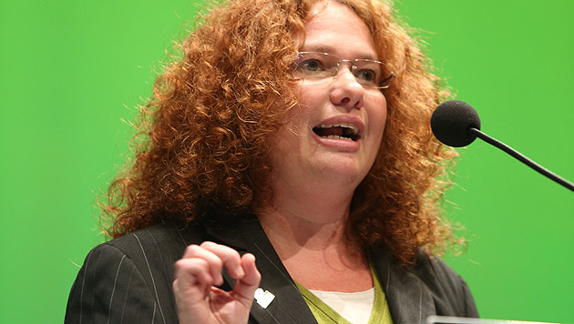 Monika Vana (Grüne), Nebeneinkünfte: keine (Bild: APA/FRANZ NEUMAYR)