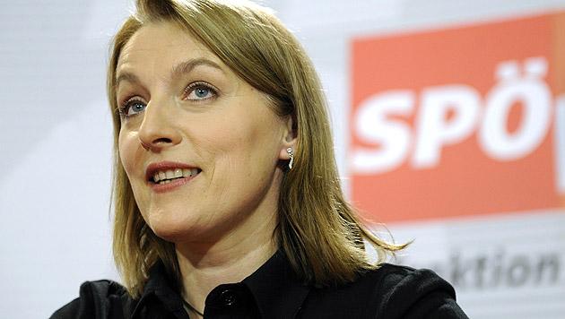 Evelyn Regner (SPÖ), Nebeneinkünfte: 0 bis 500 Euro (Bild: APA/ROLAND SCHLAGER)