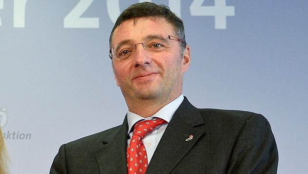 Jörg Leichtfried (SPÖ), Nebeneinkünfte: keine (Bild: APA/HERBERT NEUBAUER)