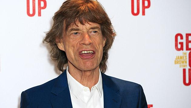 Mick Jagger ist ein Kontroll-Freak. (Bild: Invision/AP)