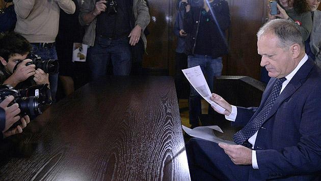 OGH: Ernst Strasser muss ins Gefängnis (Bild: APA/ROBERT JAEGER)