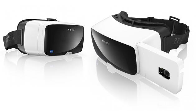 """""""VR One"""": Virtual-Reality-Brille von Carl Zeiss (Bild: vr-one.eu)"""