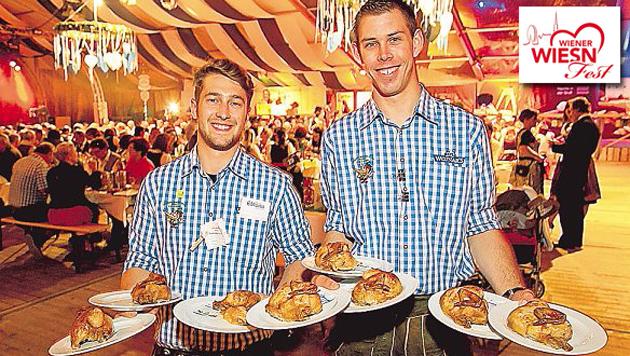 Wiener Wiesn-Fest geht in Runde fünf! (Bild: Roland Rudolph, Harald Klemm)