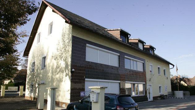 Die Polizei ging zunächst davon aus, dass der Konflikt wegen diesem Gebetshaus entstanden ist. (Bild: Klaus Kreuzer)