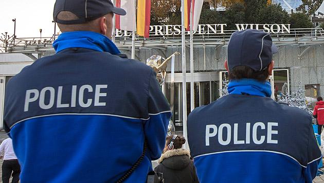 2 Österreicher in Sotschi wieder auf freiem Fuß (Bild: APA/EPA/SALVATORE DI NOLFI (Symbolbild))