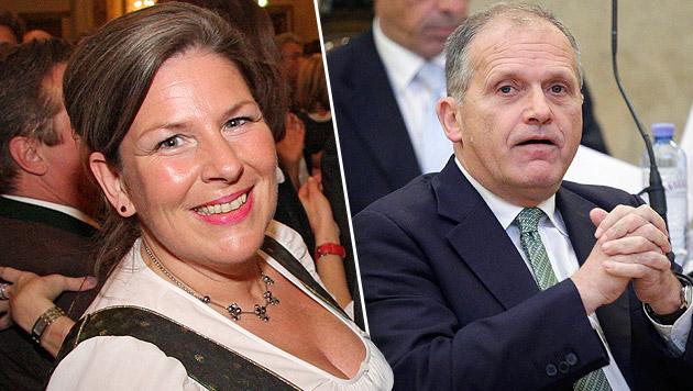 Ex-ÖVP-Ministerin Kdolsky verteidigt Strasser (Bild: Martin Jöchl, APA/GEORG HOCHMUTH)