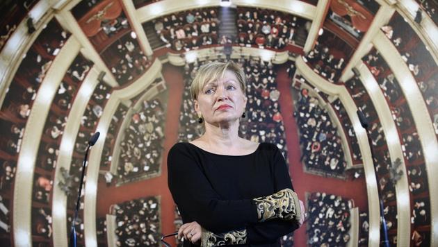 Karin Bergmann wird Burgtheater-Direktorin (Bild: APA/ROBERT JAEGER)