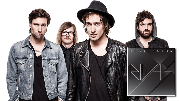 """Kensington streifen mit """"Rivals"""" am Mainstream (Bild: Universal Music)"""