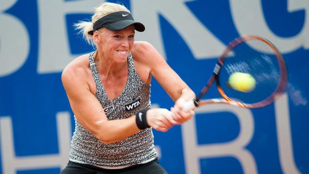 Patricia Mayr-Achleitner erreicht Viertelfinale (Bild: APA/EXPA/JOHANN GRODER)