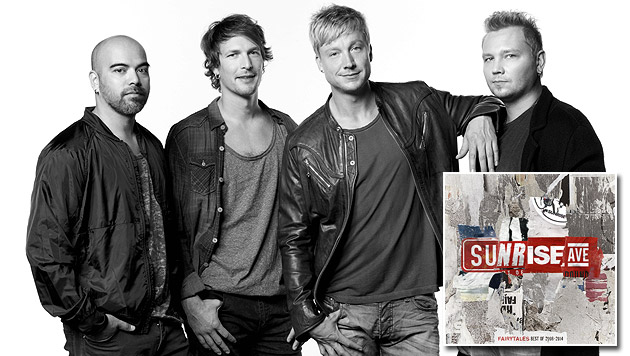 """Sunrise Avenue: """"Die Band kehrt neu zurück"""" (Bild: Universal Music)"""