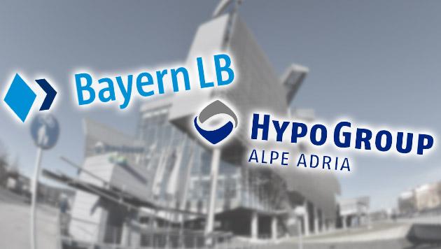 Bayern klagen Österreich wegen Hypo-Sondergesetz (Bild: APA/BARBARA GINDL, Bayern LB, Hypo Alpe Adria)