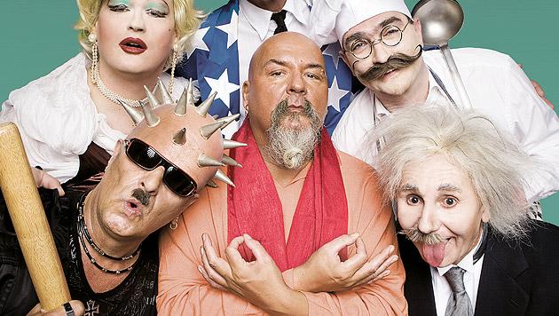 EAV kehrt mit Monstershow auf die Bühne zurück (Bild: Karl Schrotter)