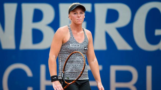 Mayr-Achleitner scheitert im Viertelfinale an Beck (Bild: APA/EXPA/JOHANN GRODER)