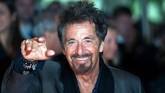 Al Pacino kehrt an den Broadway zurück (Bild: APA/EPA/WILL OLIVER)
