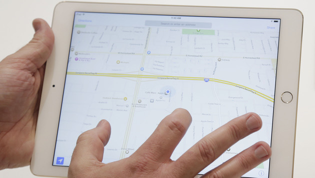 """""""Apple SIM"""" erlaubt fliegenden Anbieterwechsel (Bild: AP)"""