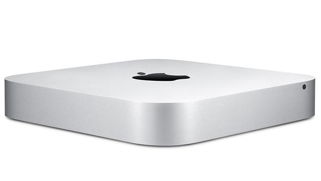 Apples überarbeiteter Mac mini (Bild: Apple)