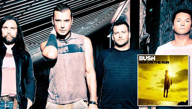 Bush treffen mit neuem Album ins Schwarze (Bild: Sony Music)