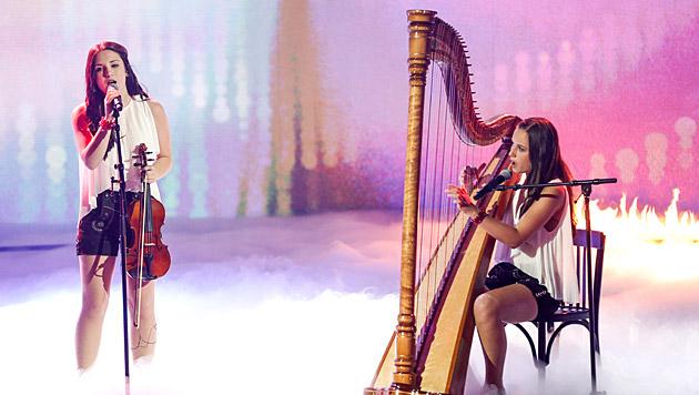Harfonies Musikstil ist eine Mischung aus verschiedenen Musikstilen. (Bild: ORF/Milenko Badzic)
